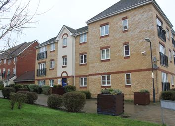 Thumbnail 1 bed flat for sale in Longmarsh Lane, London