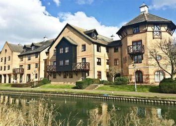 Thumbnail 2 bed flat for sale in Lawrence Moorings, Sheering Mill Lane, Sawbridgeworth