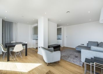 Thumbnail 3 bed flat to rent in Regent's Wharf, Camley Street, London