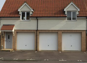 Thumbnail 2 bedroom maisonette to rent in Blenheim Close, Upper Cambourne, Cambourne, Cambridge