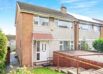Thumbnail 3 bedroom semi-detached house for sale in Menai Way, Trowbridge