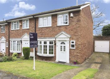 Thumbnail 3 bed end terrace house for sale in Silverbirch Close, Ickenham