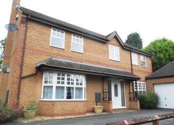 Thumbnail 4 bed detached house for sale in Misterton Crescent, Ravenshead