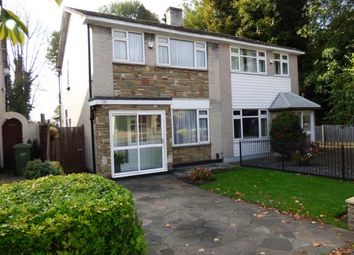 Thumbnail 3 bed semi-detached house for sale in Corbets Tey Road, Upminster