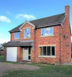 Thumbnail 4 bed detached house to rent in Station Road, Baschurch, Shrewsbury