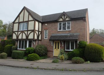 Thumbnail 4 bed detached house for sale in 8 Saxon Way, Ledbury, Herefordshire