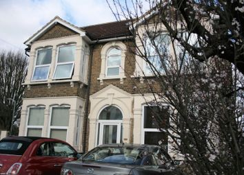 Thumbnail 1 bed flat to rent in Heath Park Road, Heath Park, Romford
