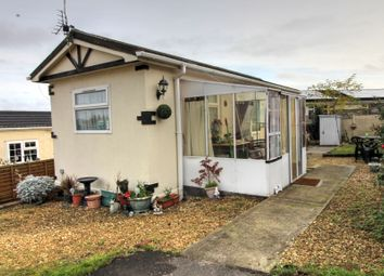 Thumbnail 1 bed bungalow for sale in Uphill Farm Caravans, Uphill Way, Uphill, Weston-Super-Mare
