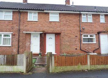 Thumbnail 3 bed terraced house to rent in Southfields Road, Stafford