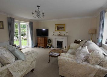 Thumbnail 4 bed detached house to rent in New Brighton Road, Nr Mold, Flintshire