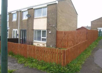 Thumbnail 3 bed end terrace house for sale in Bryn Coch, Beaufort, Ebbw Vale, Blaenau Gwent