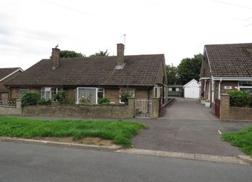 Thumbnail 3 bed semi-detached bungalow for sale in Vicarage Road, Mickleover, Derby