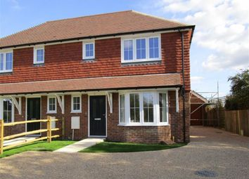 Thumbnail 3 bed semi-detached house for sale in Bullen Lane, East Peckham, Kent