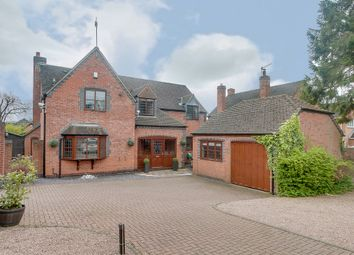 Thumbnail 4 bed detached house for sale in The Tryst, Lickey End, Bromsgrove