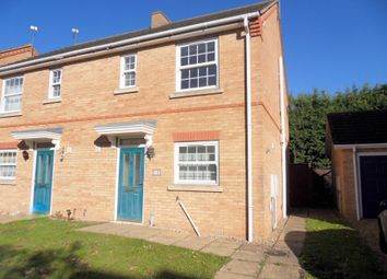 Thumbnail 3 bed semi-detached house for sale in The Maltings, Long Sutton, Spalding, Lincolnshire
