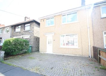Thumbnail 3 bedroom semi-detached house for sale in Springfield Road, Risca, Newport