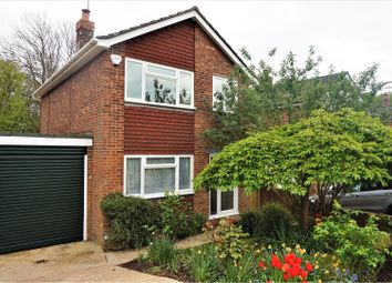 Thumbnail 3 bed detached house to rent in Woodfield Road, Horsham