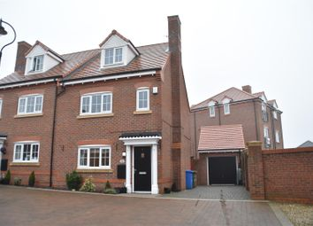 Thumbnail 4 bed semi-detached house for sale in Bradford Avenue, Chorley