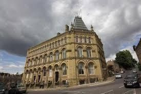 Thumbnail 2 bed flat to rent in Station Road, Batley
