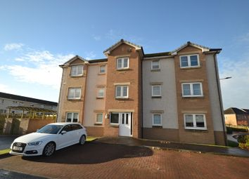 Thumbnail 2 bed flat for sale in Killpatrick Court, Stepps