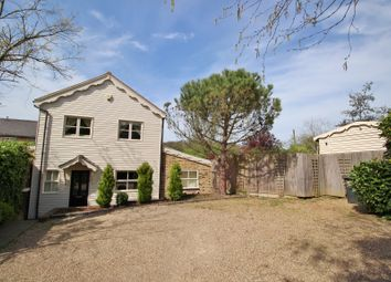 Thumbnail 4 bed link-detached house for sale in Waltham Road, Nazeing, Waltham Abbey