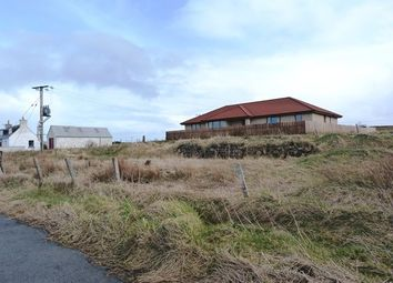 Thumbnail Land for sale in 7, New Garrabost, Point, Isle Of Lewis HS20Pl