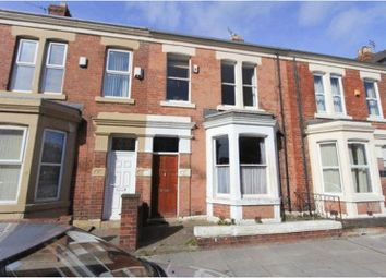 Thumbnail 4 bed terraced house to rent in Cheltenham Terrace, Heaton, Newcastle Upon Tyne