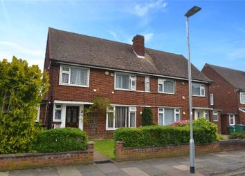 Thumbnail 4 bed semi-detached house for sale in Leggatts Rise, Watford