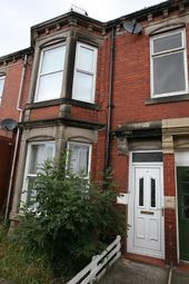 Thumbnail 3 bedroom flat for sale in Simonside Terrace, Heaton, Newcastle Upon Tyne