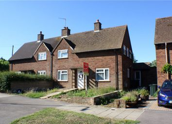 Thumbnail 4 bed semi-detached house for sale in Churchfield Way, Wye, Kent