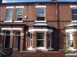 Thumbnail 4 bedroom shared accommodation to rent in Markham Crescent, York