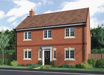 "4 bed detached house for sale in ""Birchwood"" at Starflower Way, Mickleover, Derby DE3"