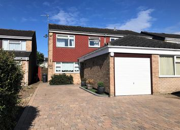 Thumbnail 3 bed semi-detached house to rent in Tunfield Road, Hoddesdon