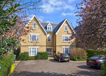 Thumbnail 2 bed flat for sale in Cambridge Road, Great Shelford, Cambridge