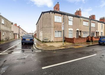 Thumbnail 1 bed flat for sale in Stanley Street, Grimsby