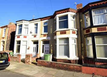 Thumbnail 3 bed terraced house to rent in Clarence Road, Wallasey, Merseyside