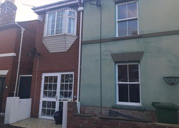 Thumbnail 1 bed flat to rent in Hampton Street, Hereford