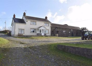 Thumbnail 4 bed farm for sale in Pencader