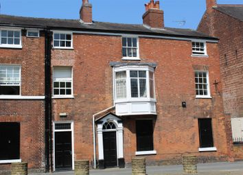 Thumbnail 3 bed terraced house for sale in Friars Walk, Burton-On-Trent