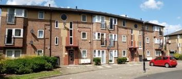 Thumbnail 2 bed flat to rent in Rutland Court, Middlesbrough
