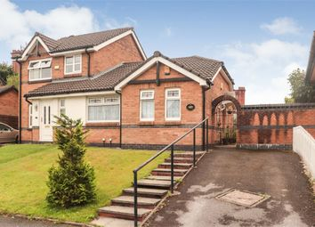 2 bed semi-detached bungalow for sale in Brentwood Drive, Farnworth, Bolton, Lancashire BL4
