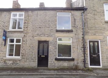 Thumbnail 2 bed cottage for sale in Johnson Street, Whaley Bridge, Derbyshire