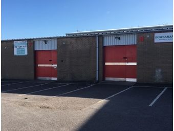 Thumbnail Warehouse to let in Avro Way, Bowerhill Industrial Estate, Melksham