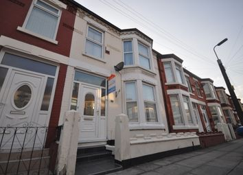 Thumbnail 3 bedroom terraced house to rent in Ivernia Road, Walton
