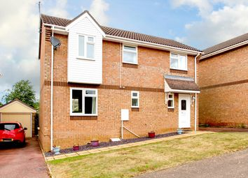 Thumbnail 4 bed detached house for sale in Whatfield Way, Stowmarket