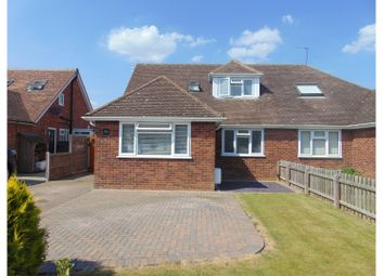 Thumbnail 4 bed bungalow for sale in Willis Road, Haddenham
