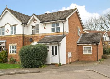 Thumbnail 4 bed end terrace house for sale in Hadleigh Close, London