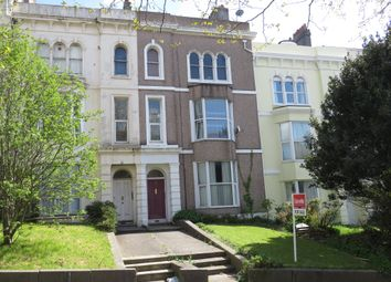 Thumbnail 1 bedroom flat for sale in Greenbank Road, Greenbank, Plymouth