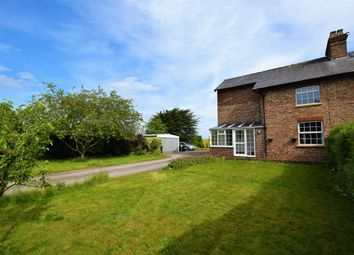 Thumbnail 5 bed semi-detached house for sale in Scarborough Road, East Heslerton, Malton