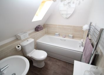 Thumbnail 2 bed maisonette for sale in Warren Terrace, Chafford Hundred, Grays